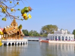 Ayutthaya - BANG PA-IN PALACE M